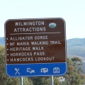 Mt Remarkable Sign